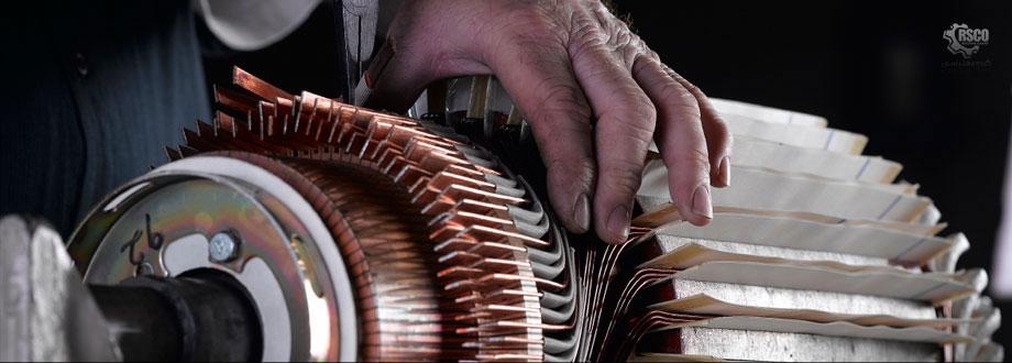 نکاتی درباره نحوه نگهداری و سرویس الکتروموتور
