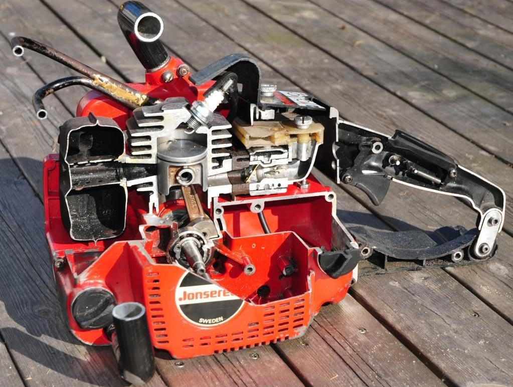 موتورهای دو زمانه چگونه کار میکنند؟