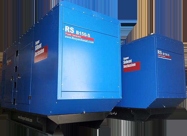rooyansanat-dieselgenerator-canopy
