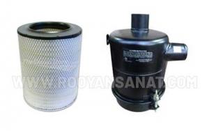 سرویس و تعویض فیلتر هوا دیزل ژنراتور